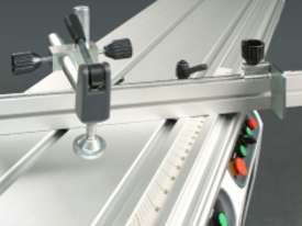 Robland 2.5m Sliding Panel Saw E2500 single Phase CLEARANCE SALE  - picture3' - Click to enlarge