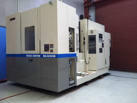 OKUMA Space MA500HB - picture0' - Click to enlarge