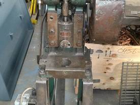 Fred Milnes & Co 2.5T Mechanical C Frame Press - picture0' - Click to enlarge