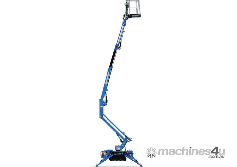 CTE TRACCESS 135 - 13m Spider Lift. Priced from $229 per week.
