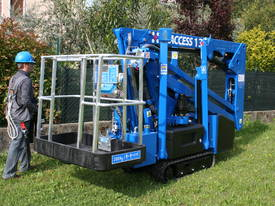 CTE TRACCESS 135 - 13m Spider Lift. Priced from $229 per week. - picture1' - Click to enlarge