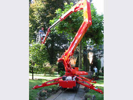 CTE TRACCESS 135 - 13m Spider Lift. Priced from $298 per week. - picture11' - Click to enlarge