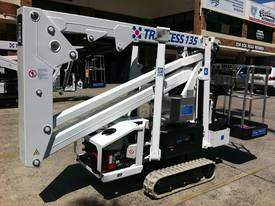 CTE TRACCESS 135 - 13m Spider Lift. Priced from $298 per week. - picture9' - Click to enlarge