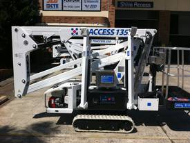 CTE TRACCESS 135 - 13m Spider Lift. Priced from $298 per week. - picture8' - Click to enlarge
