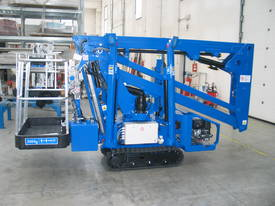 CTE TRACCESS 135 - 13m Spider Lift. Priced from $298 per week. - picture4' - Click to enlarge