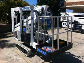 CTE TRACCESS 135 - 13m Spider Lift. Priced from $298 per week. - picture2' - Click to enlarge