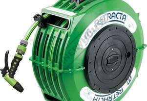 DR2121 Water Hose Reel - Retractable 18 Metre x Ø12.5mm Hose