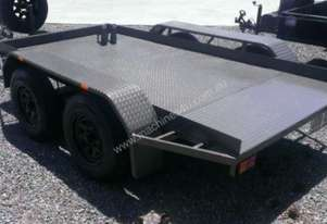 mcneill trailers 10 by 5 tandem chasis special