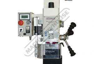 BF-20AV Mill Head Attachment - Geared & Tilting Head  Electronic Variable Speeds & Dovetail Column