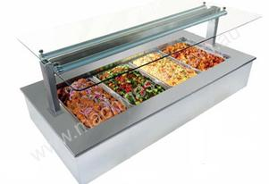 FPG GNH-05 Heated Food Cabinet - 5 Pan