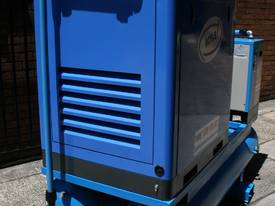 German Rotary Screw - Variable Speed Drive 25hp / 18.5kW Rotary Screw Air Compressor.. Power Savings - picture6' - Click to enlarge