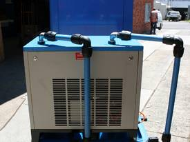 German Rotary Screw - Variable Speed Drive 25hp / 18.5kW Rotary Screw Air Compressor.. Power Savings - picture12' - Click to enlarge