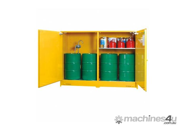Flammable Cabinet Storage (850L)