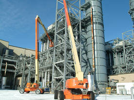JLG 1200SJP Telescopic Boom Lift - picture2' - Click to enlarge
