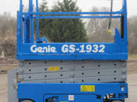 Genie GS1932 for sale with Bullant Trailer - picture2' - Click to enlarge