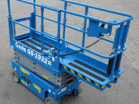 Genie GS1932 for sale with Bullant Trailer - picture5' - Click to enlarge