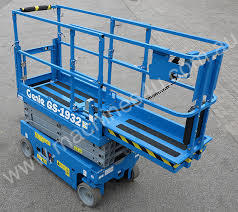 Genie GS1932 for sale with Bullant Trailer
