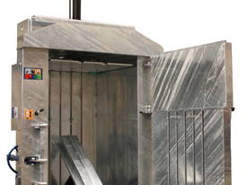 WastePac 150G Baler                      - picture0' - Click to enlarge