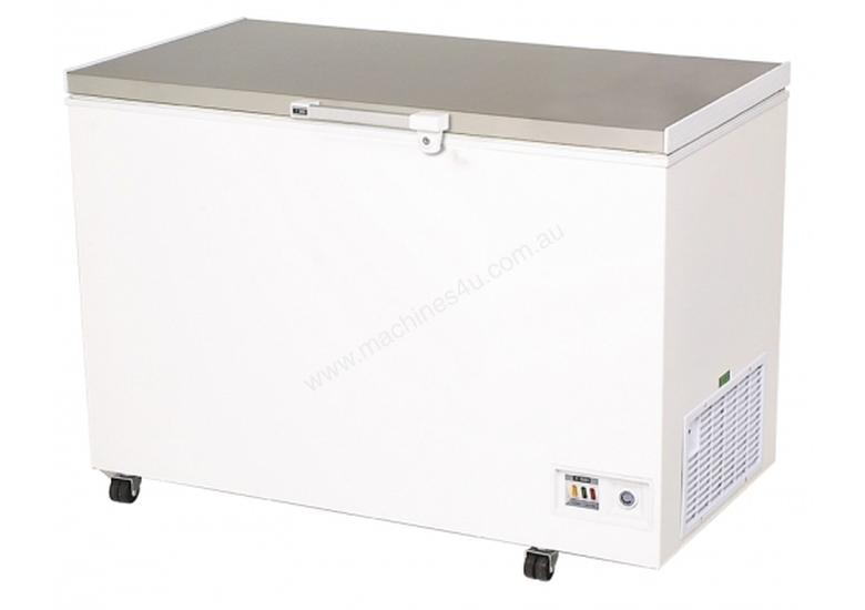 Bromic Flat Top Chest Freezer S/Steel
