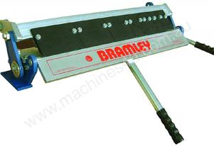 BRAMLEY 2F - MANUAL PANBRAKE FOLDER