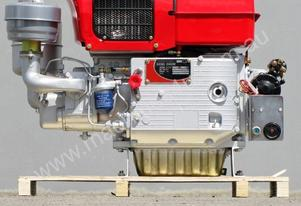 Diesel Engine 22 HP Electric Start