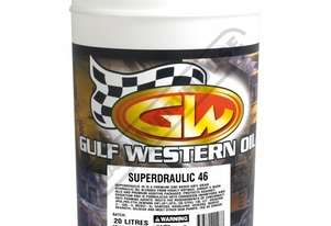 O004 Superdraulic 46 Hydraulic Oil 20 Litre