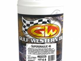 Superdraulic 46 Hydraulic Oil 20 Litre