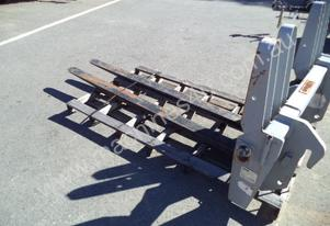 2400mm Fork Tynes nd Carriage suit Genie  GTH 4010