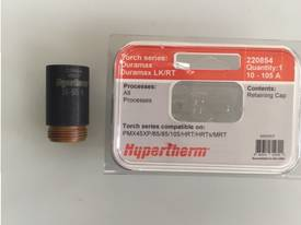 HYPERTHERM 45A-65A-85A RET CAP # 220854 - picture0' - Click to enlarge