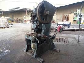 JOHN HEINE 30TON INCLINABLE PRESS - picture1' - Click to enlarge