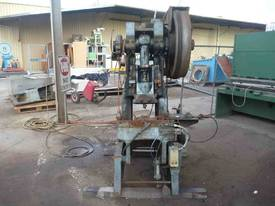 JOHN HEINE 30TON INCLINABLE PRESS - picture2' - Click to enlarge