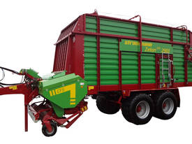 Silage Loader Wagon - Zelon CFS - picture0' - Click to enlarge