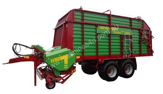 Silage Loader Wagon - Zelon CFS