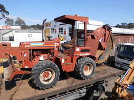 ditch witch 8020 rocksaw , 2000 model , 760hrs ,  - picture0' - Click to enlarge
