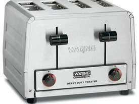 Waring WCT815 Heavy Duty 4 Slice Toaster - picture1' - Click to enlarge