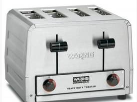 Waring WCT815 Heavy Duty 4 Slice Toaster - picture0' - Click to enlarge