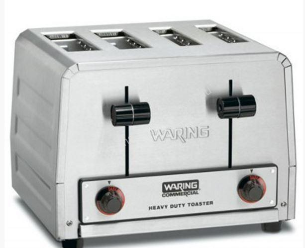 Waring WCT815 Heavy Duty 4 Slice Toaster