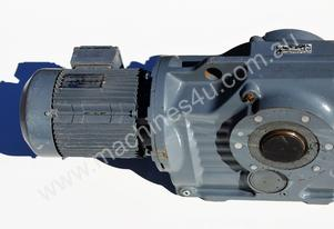 KA87/T Helical-bevel Reduction Drive Gearmotor