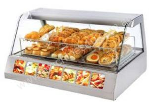 Roller Grill VVC1200 Counter Top Hot Display