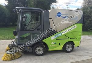 Tennant 636HS Green Machine (Sweeper)