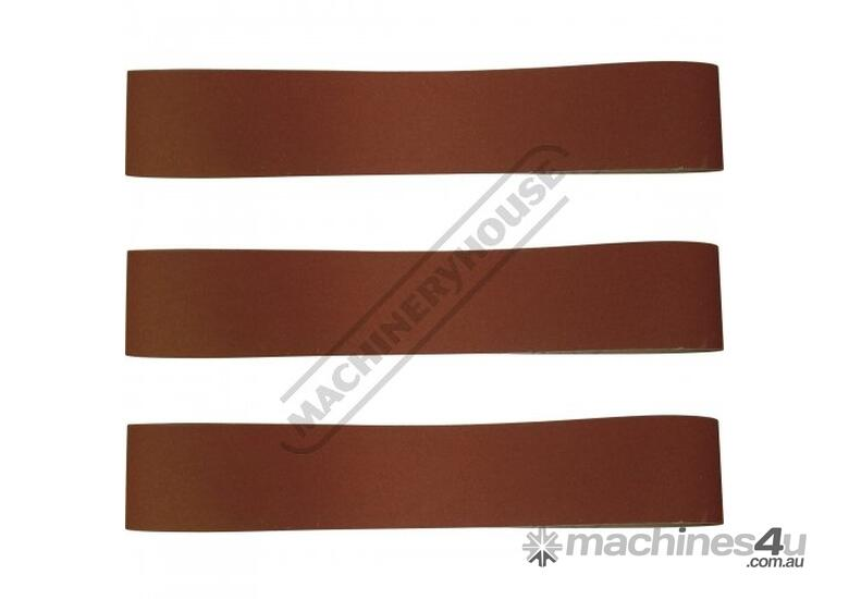 A8045 60G Aluminium Oxide Linishing Belt Pack 1220 x 100mm (48
