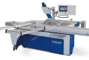 Format4 Kappa 400 X-Motion sliding table panel saw by Felder