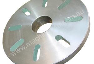 FACE PLATE 350MM