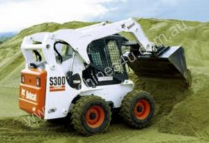 BOBCAT 3.8 TONNE SKID STEER LOADER WITH 4in1 BUCKE