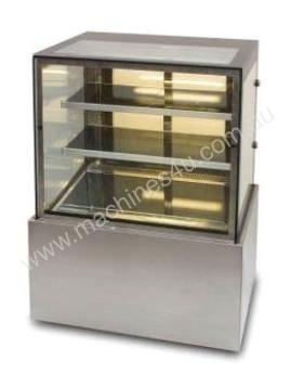 DSV0730 900mm Showcase Straight Glass