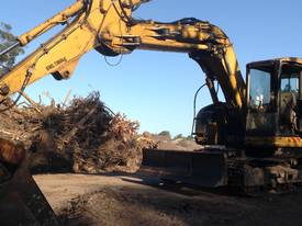 13T Excavator with mud bucket, grabs and rippertyn