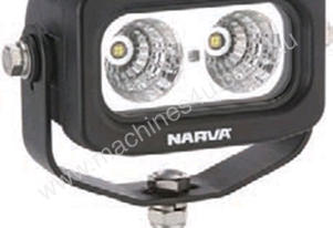 LED TWIN MINI WORK LIGHT 60MM FACE M/VOL