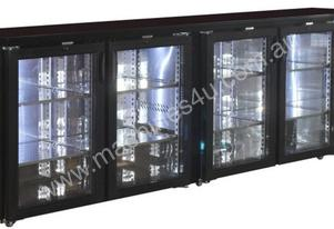 Four Door Bar Fridge / Beer Refrigerator
