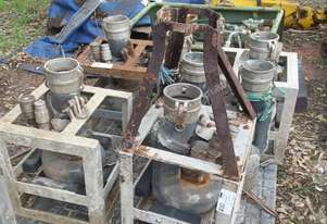 Holland submersible pumps