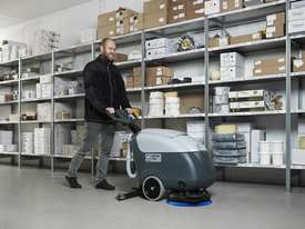 Nilfisk SC400 Walk Behind Scrubber/ Dryer - picture3' - Click to enlarge